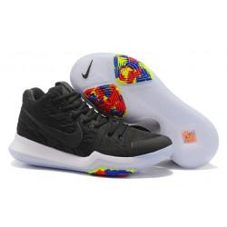 Nike Kyrie Irving 3 черные с белым