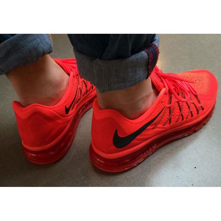 Кроссовки Nike Air Max красные 2015 в Украине