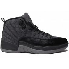 Nike air Jordan 12 retro wool grey black