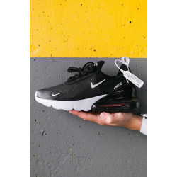 Nike Air Max 270 black white new model