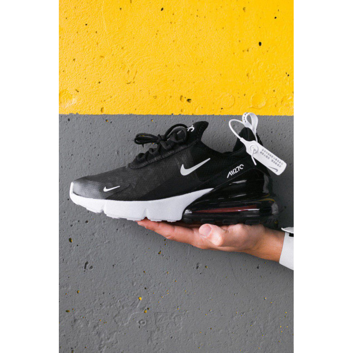 Nike Air Max 270 чорні новий колір