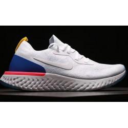Nike Epic React Sock серый с белым