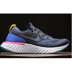 Nike Epic React Sock с синим