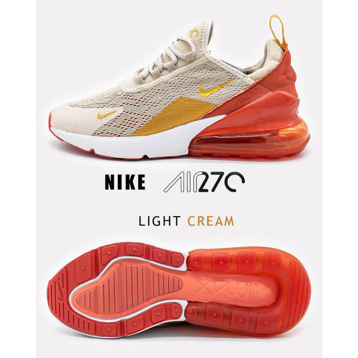 Nike Air Max 270 крем в наявності
