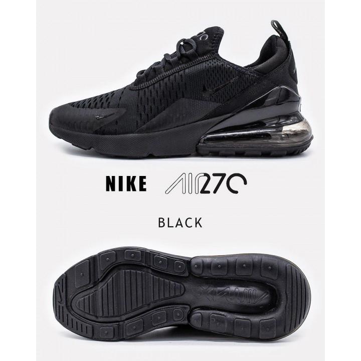 Nike Air Max 270 черні в наявності