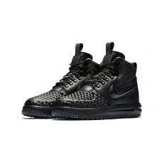 Nike Lunar Force 17 Duckboot All black