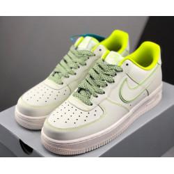Nike Air Force 1 AF1 MID Lime