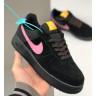 Nike Air Force 1 black 2