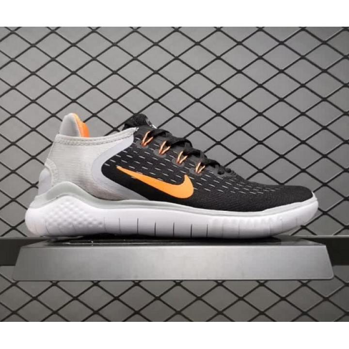 Кроссовки Nike free rn 5.0 black/orange 2014 New