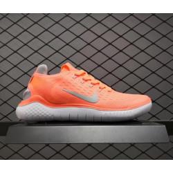 Nike free rn 5.0 оранж