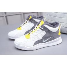 Nike Sb Free Inneva Lime зимние кроссовки