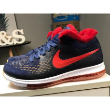Nike Zoom All Out Low Зимние Blu