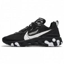 Nike React Element 87 Black White