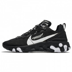 Nike React Element 87 Black White