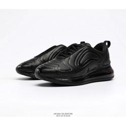 Nike Air Max 720 black плотные весна осень