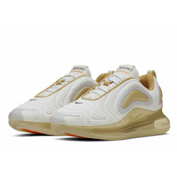 Nike air max 720 White Pale Vanilla