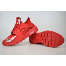 Nike Air Huarache x Off White красные