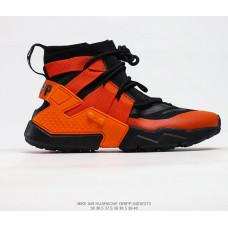 NIKE AIR HUARACHE GRIPP QS orange