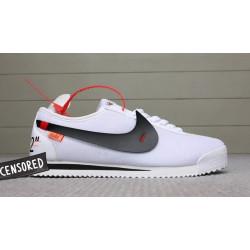 Nike Cortez CLASSIC x Off White black