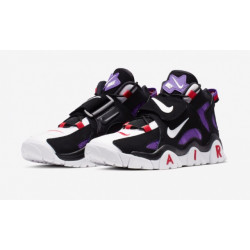 Nike Air Barrage Mid Raptors Hyper Grape