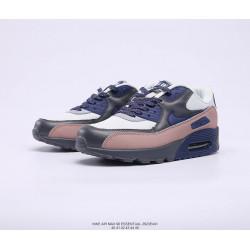 Nike Air Max 90 с фиолетовым