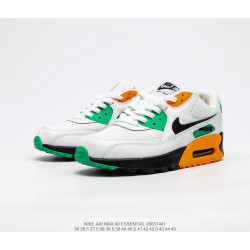 Nike Air Max 90 Essential Orange/White/Green