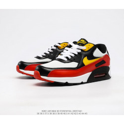 Nike Air Max 90 Essential Black/Grey/White/Red