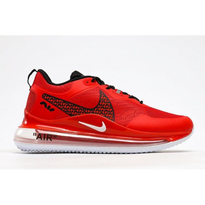 Кроссовки Nike Air, Max 720 OBJ красные