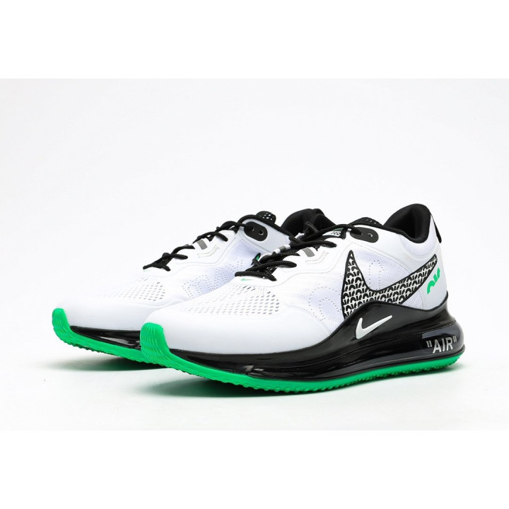 Кроссовки Nike Air, Max 720 OBJ с зеленым