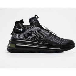 Nike Air Max 720 Waves Hight Black Grey