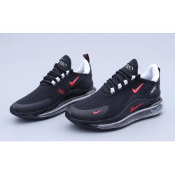 Nike Air Max 270 Black Red logo 2020