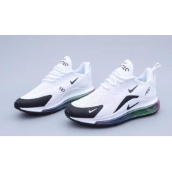 Nike Air Max 270 White Black logo 2020