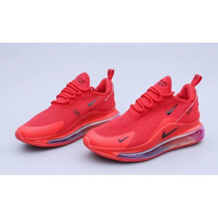 Кросівки Nike Air Max 270 червоні новинка 2020