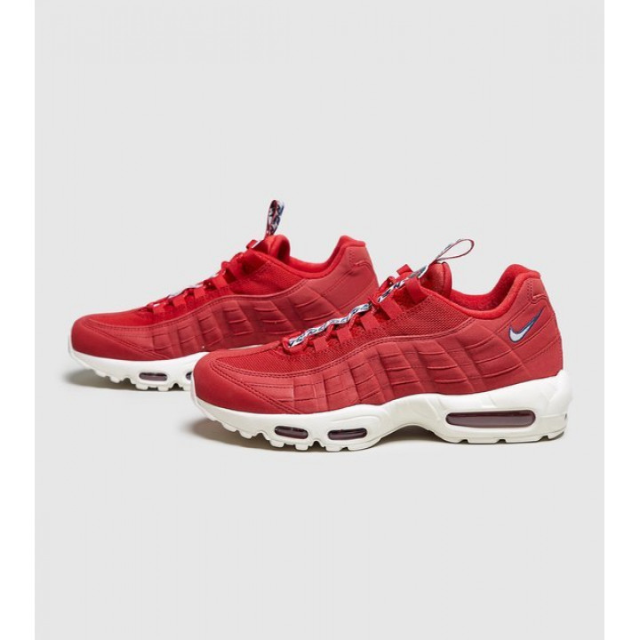 Кроссовки Nike, Air Max 95 Red