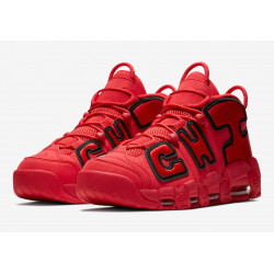 NIKE AIR MORE UPTEMPO X CHICAGO RED