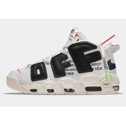 NIKE AIR MORE UPTEMPO X OFF WHITE