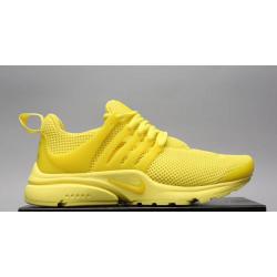 Nike presto желтый 2018