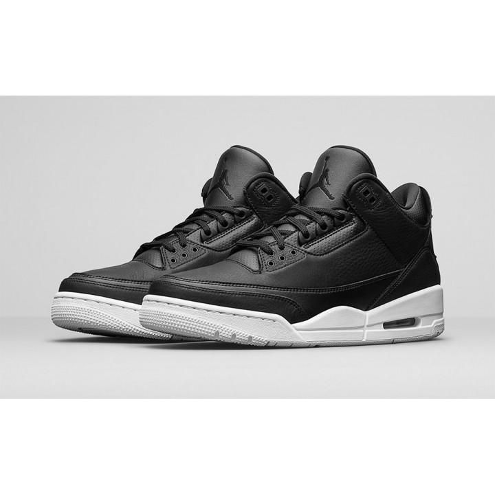 Air Jordan 3 Retro, баскетбольные кроссовки черные