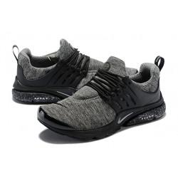Nike presto черные с серым
