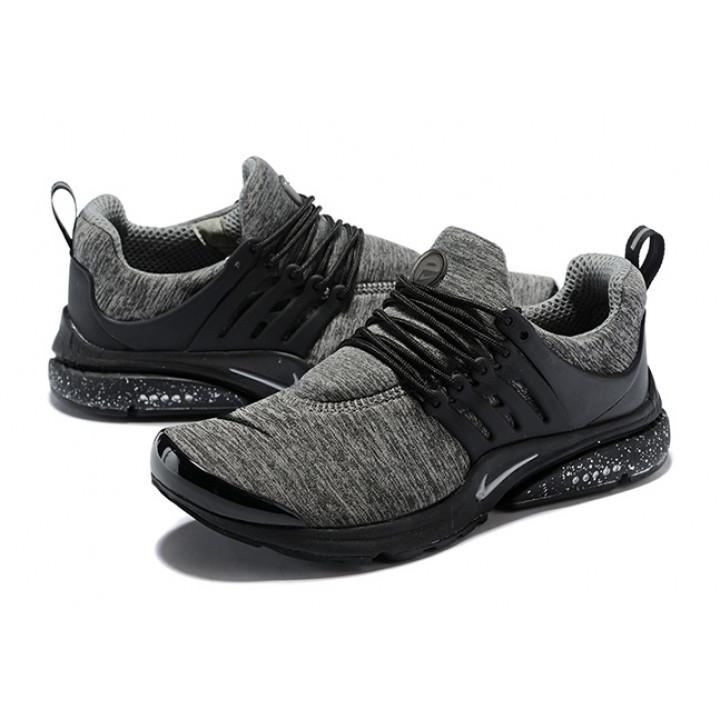 Кроссовки Nike presto, верх сетка черный