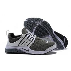 Nike presto серая подошва точки