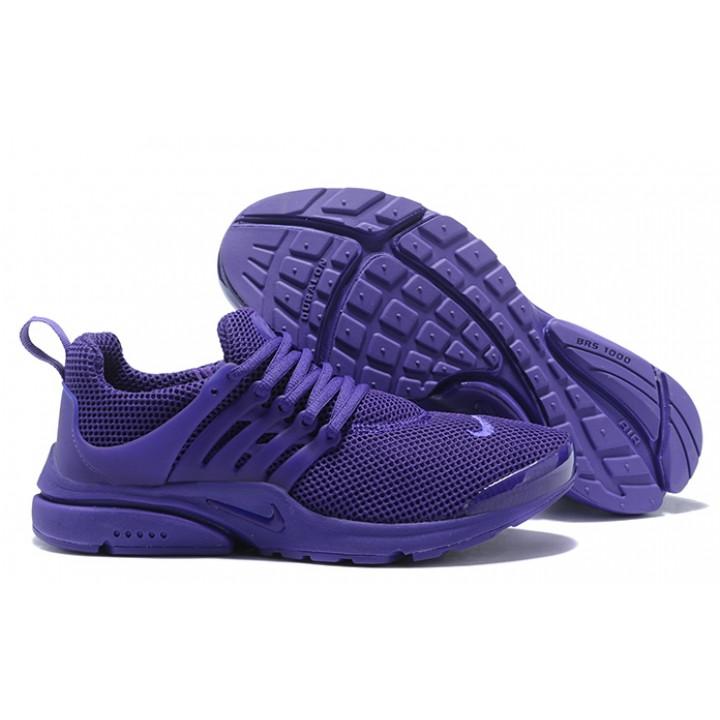 Кроссовки Nike presto, фиолетовые