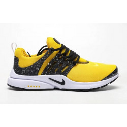 Nike presto гранит черный с желтым