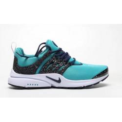 Nike presto гранит черный с бирюзой