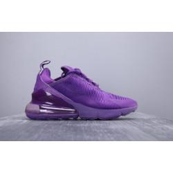 Nike Air Max 270 BETRUE фиолетовые женские