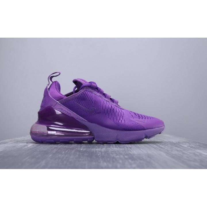 Кроссовки Nike Air Max 270 фиолетовый