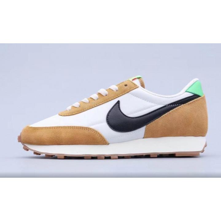 Кросівки Nike Daybreak White з рижим новинка 2020