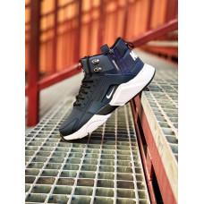 Nike Huarache Winter Acronym blu white