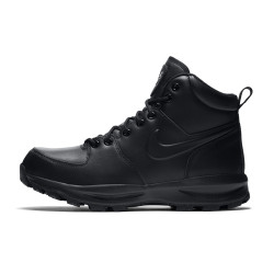 NIKE MANOA LEATHER черные