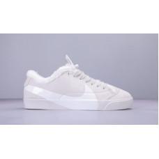 Nike Blazer Low SD Suede Зимние низькі сірі